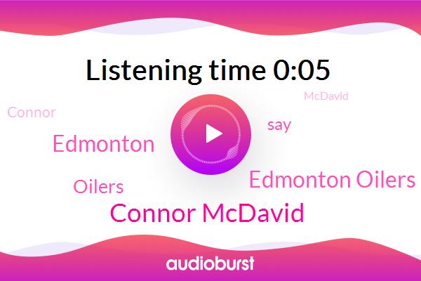 Edmonton Oilers,Connor Mcdavid