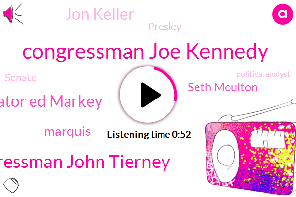 Listen: Joe Kennedy to challenge Sen. Markey in primary