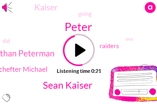 Listen: NFL: Raiders QB Nathan Peterman lands on IR