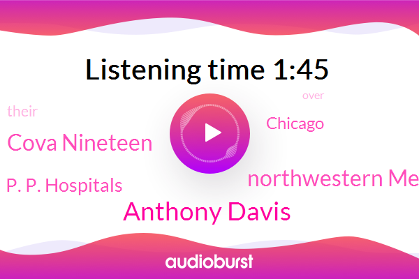 Northwestern Memorial Hospital,Anthony Davis,Cova Nineteen,Chicago,P. P. Hospitals