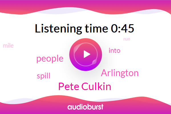 Arlington,Pete Culkin