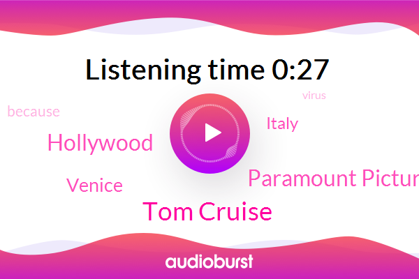 Hollywood,Paramount Pictures,Tom Cruise,Venice,Italy,Jimmy