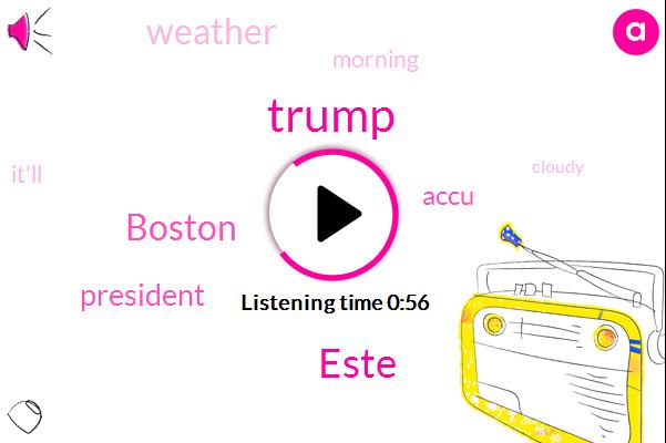 Donald Trump,Este,Boston,WBZ,President Trump