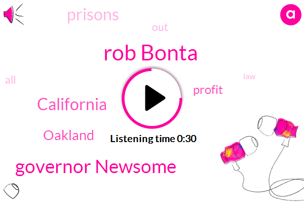 Listen: California will end use of for-profit prisons