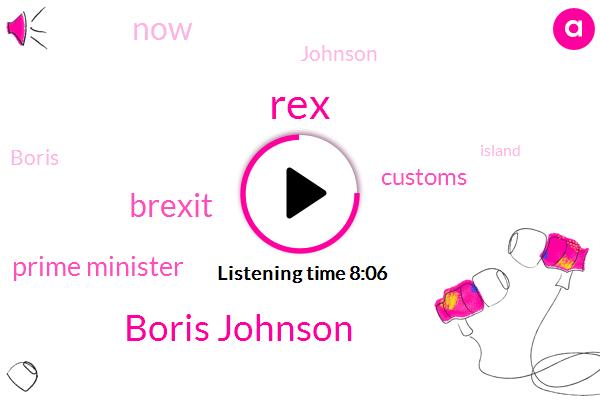 Listen: Boris Johnson's plans for Irish border checks threaten Brexit talks