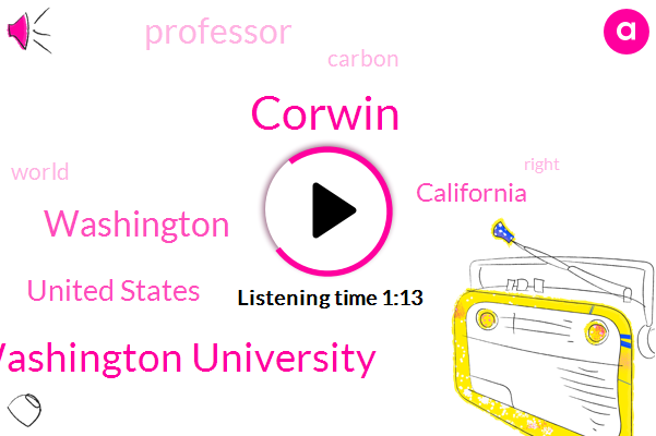 Washington,United States,California,Corwin,George Washington University,Professor