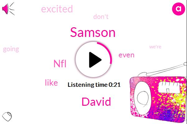 NFL,Samson,David