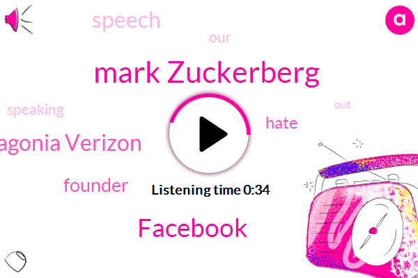 Facebook,Unilever Patagonia Verizon,Mark Zuckerberg,Founder