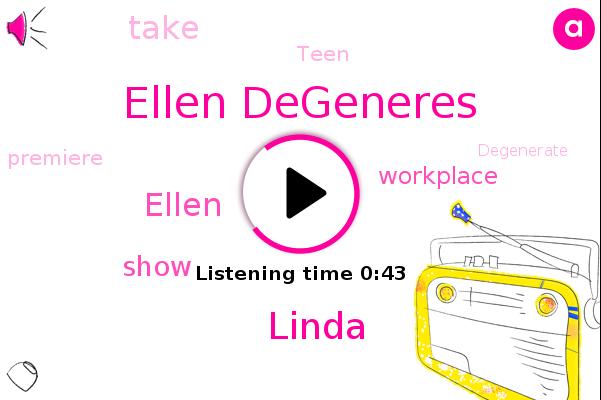 Ellen Degeneres,Linda