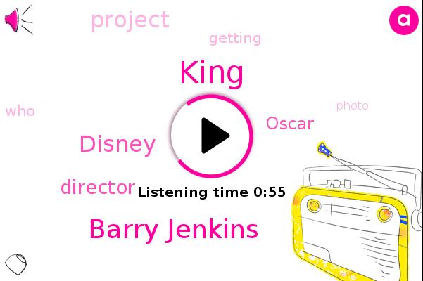 Barry Jenkins,King,Oscar,Director,Disney