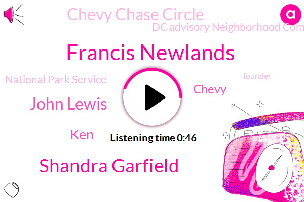 Francis Newlands,Chevy Chase Circle,Chase,Chevy,Dc Advisory Neighborhood Commission,Shandra Garfield,Founder,National Park Service,John Lewis,KEN,Italy