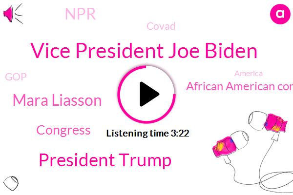 Vice President Joe Biden,President Trump,Congress,African American Community,NPR,Covad,Executive,Mara Liasson,America,National Political Correspondent,GOP,Cuba,Florida