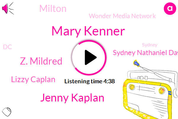 Listen: STEMinists: Mary Kenner