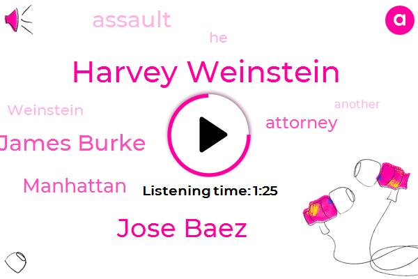 Listen: Defense lawyer for Harvey Weinstein asks to leave New York case