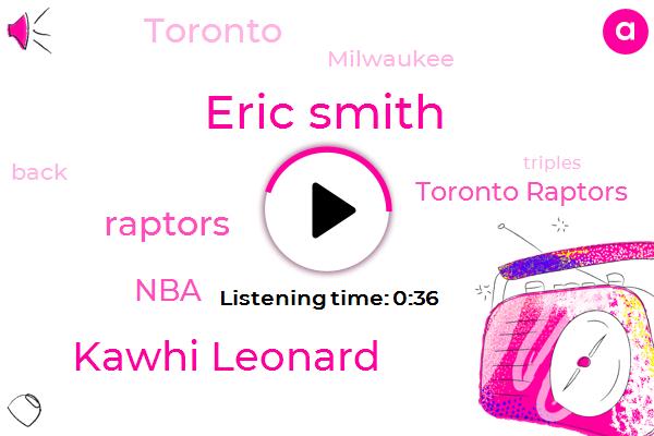 Listen: Leonard scores 35, Raptors beat Bucks 105-99 for 3-2 lead