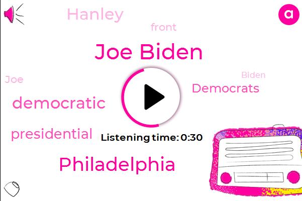 Listen: Joe Biden kicks off campaign at Philadelphia rally