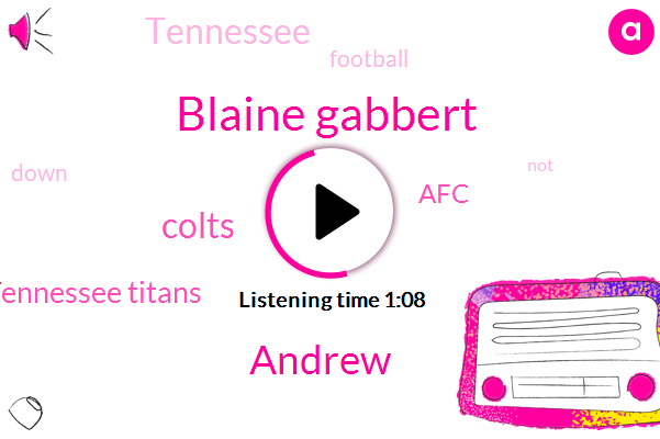 Colts,Football,Tennessee Titans,Blaine Gabbert,Tennessee,Andrew,AFC,Thirty Seven Yard,Three Year