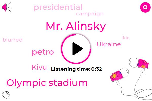 Listen: Rivals in Ukraine's presidential runoff debate at stadium