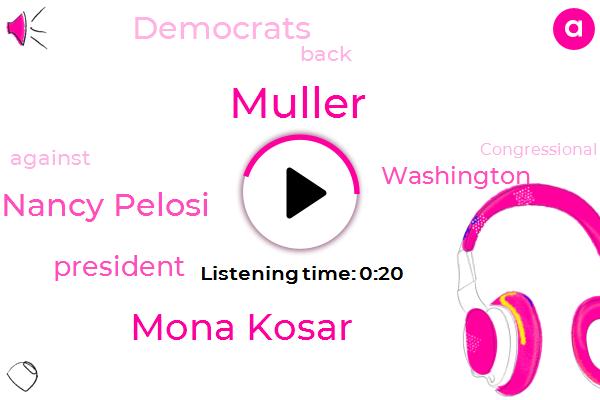 Listen: Top Dems urge caution on impeachment as party plots way forward