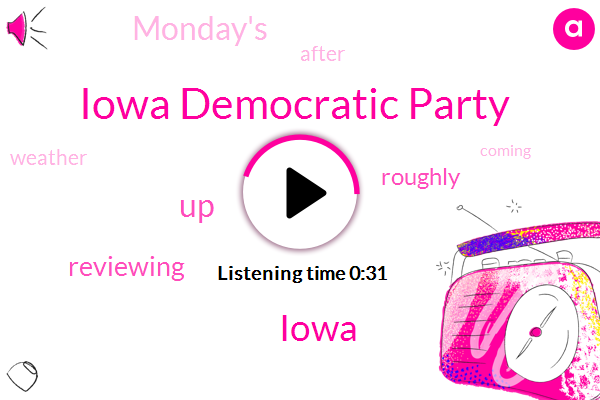 Iowa Democratic Party,Iowa