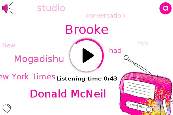 Donald Mcneil,Mogadishu,Brooke,New York Times