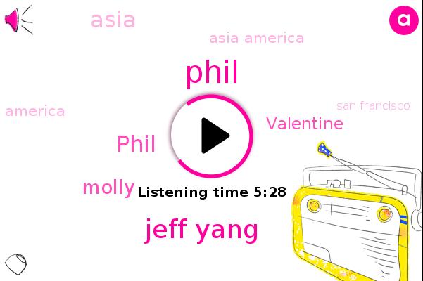 Jeff Yang,Bruce,Asia America,Asia,Phil,America,American Magazine,Molly,San Francisco,New York,Valentine