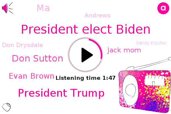 President Elect Biden,President Trump,Lago Club,Don Sutton,Florida,Evan Brown,Jack Mom,China,West Palm Beach,MA,Andrews,Broward County,Fox News,Don Drysdale,Northern California,Dodgers,Sandy Koufax,Hurricane,Flames,Claude