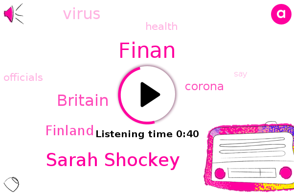 Listen: Finland latest nation to find UK virus variant