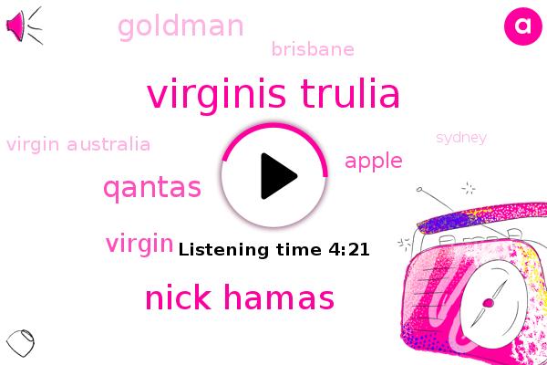 Brisbane,Qantas,Virgin Australia,Sydney,Virginis Trulia,Melbourne,Japan,Australia,South Australia,Westminster,Nick Hamas,Gold Coast,Travel,Perth,Virgin,Syria,Apple,Goldman,Adelaide