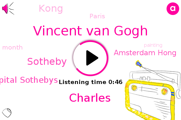 Vincent Van Gogh,Sotheby,Amsterdam Hong,French Capital Sothebys,Kong,Paris,Charles