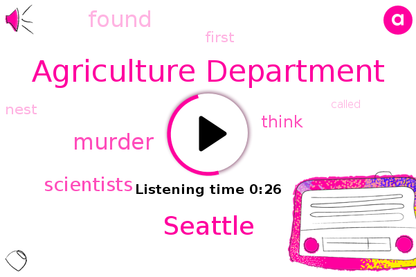 Agriculture Department,Murder,Seattle