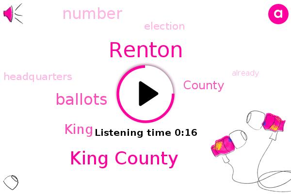 King County,Renton