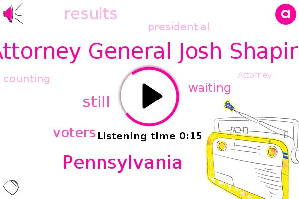 Attorney General Josh Shapiro,Pennsylvania