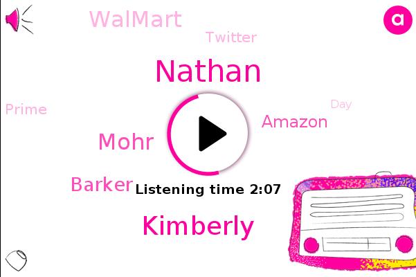 Amazon,Walmart,Twitter,Nathan,Kimberly,Mohr,Barker