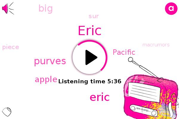 Apple,MAC,Eric,Pacific,Purves