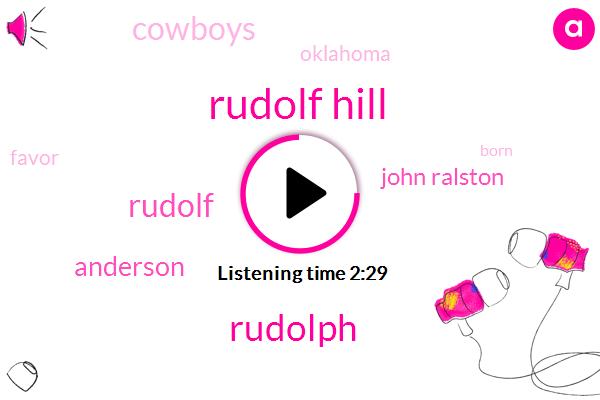 Oklahoma,Flint,Cowboys,Rudolph,Anderson,Rudolf,John Ralston,Twenty Seven Seconds,Eighty Four Yards,Thirty Five Yards,Sixyard