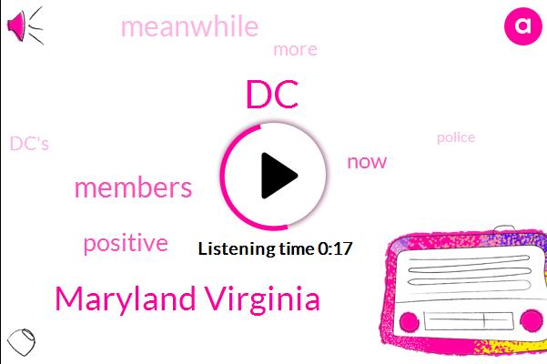 DC,Maryland Virginia