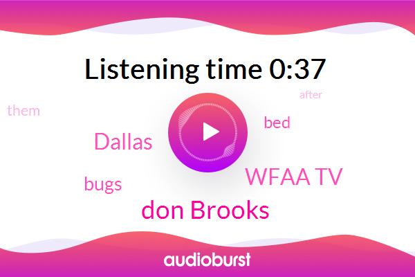 Wfaa Tv,Dallas,Don Brooks
