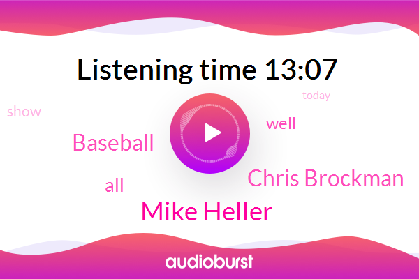 Baseball,Eisen,Mike Heller,Chris Brockman
