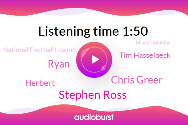 Alabama,Stephen Ross,Chris Greer,Ryan,National Football League,Herbert,Miami Dolphins,Tim Hasselbeck,Miami