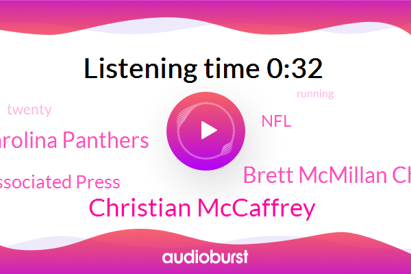 Carolina Panthers,Christian Mccaffrey,Associated Press,NFL,Brett Mcmillan Charlotte