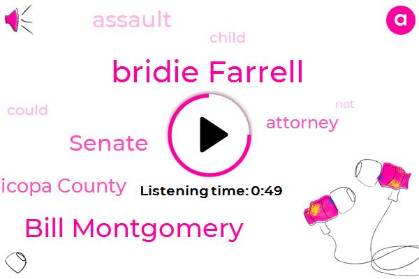 Bridie Farrell,Bill Montgomery,Maricopa County,Senate,Assault,Attorney,Seven Years