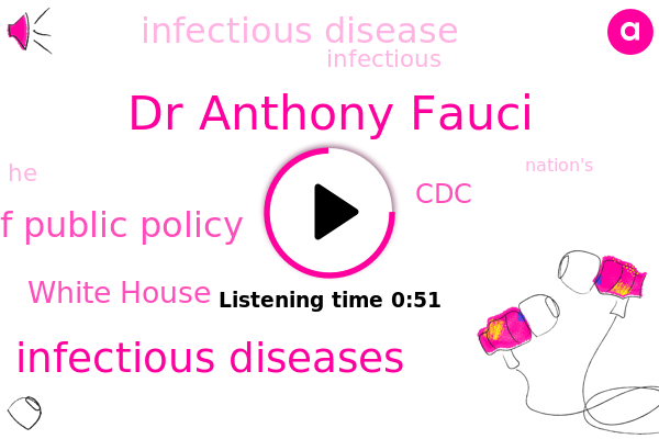 Dr Anthony Fauci,Infectious Disease,National Institute Of Allergy And Infectious Diseases,University Of Chicago Harris School Of Public Policy,White House,CDC