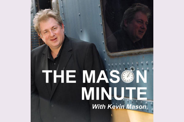 Mason Minute,Kevin Mason,Baby Boomers,Life,Culture,Society,Musings,ONE,Two Hours Later,A Month,Kevin Nation,HER,Maison,Headache