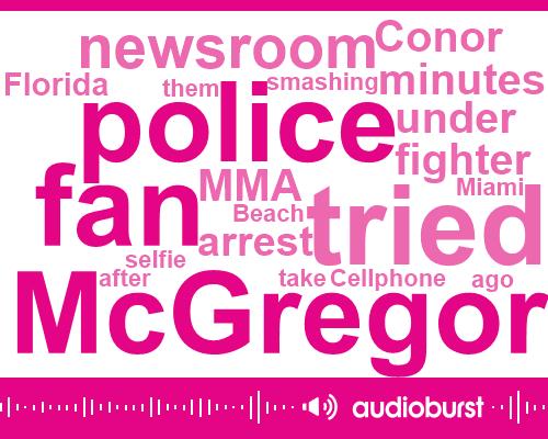 Conor Mcgregor,Miami Beach,MMA,Florida