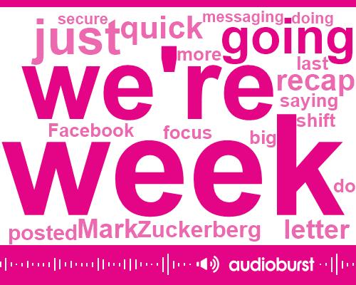 Facebook,Chris Cox,Mark Zuckerberg,Daniels