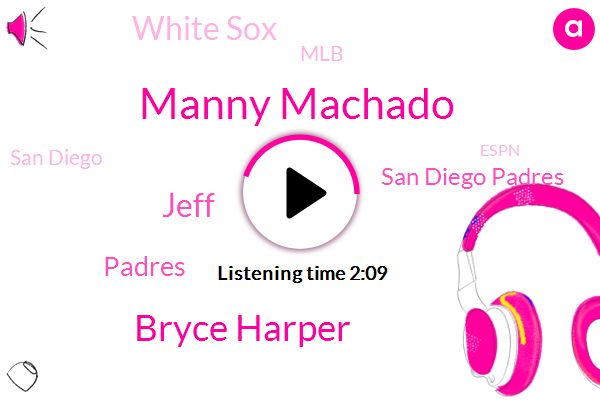 San Diego Padres,White Sox,Manny Machado,Bryce Harper,Padres,San Diego,MLB,Espn,Jeff,Three Hundred Million Dollars,Three Hundred Fifty Million Dollars,Two Hundred Fifty Million Dollars,Five Years,Seven-Year,Ten Years