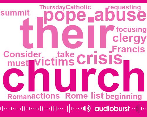 Michael Mcdonald,Pope Francis,Roman Catholic Church,Steve Tower,Rome,Philadelphia,Two Year