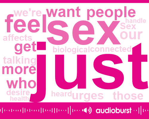 Listen: How sex affects your health