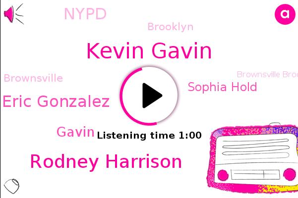 Brownsville Brooklyn,Kevin Gavin,Nypd,Rodney Harrison,Brownsville,Eric Gonzalez,Gavin,Brooklyn,Sophia Hold,Cbs News